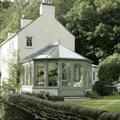 Cragside Conservatory. You can get your own Chartwell Green conservatory for Walkers Windows. www.walkerswindows.com or call 0800 849 222 9