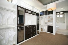 master bath suite #californiaclosets