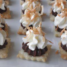 Pie bites--so clever. Great idea!