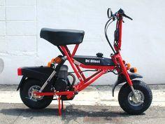 Small Motorcycles, Drift Trike, Motorized Bicycle, Motor Scooters, 3rd Wheel, Mini Bike, Bike Design, Electric Cars, Cool Bikes