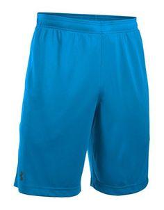 Under Armour UA Tech Graphic Shorts Men's Blue X-Large