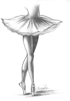 Ballerina - Ashley Rose Art Print