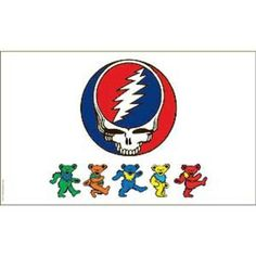 Grateful Dead Flag 3ft x 5ft , http://www.amazon.com/dp/B004UM870E/ref=cm_sw_r_pi_dp_55tmrb1B4VASA