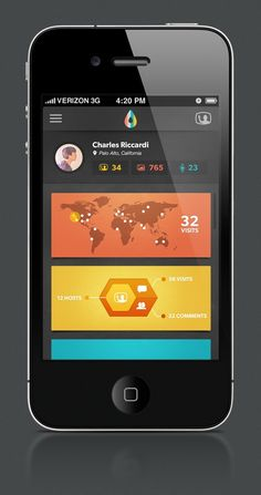 #flat #mobile #app #trend #2013 #AMD