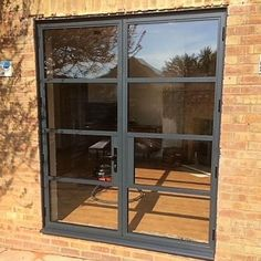 Heritage Aluminium French Doors in Dark Grey from a Window Best Picture For glass french doors For Your Taste You are looking for something, and it