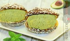 Inghetata de avocado ( reteta fara masina de inghetata )   Adygio Kitchen