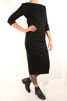Sessun Julia Dress  Black