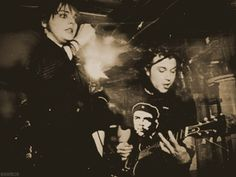 Frank and Gerard.. the early years