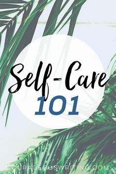 Self-Care 101 gives tips, advice and encouragement. Links to self-care resources.