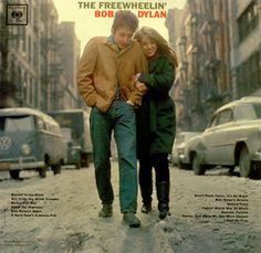 The Freewheelin' Bob Dylan by Bob Dylan.