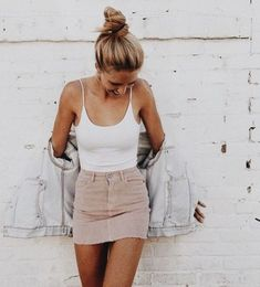 The Best Simple Fresh Outfits Ideas For Summer 04