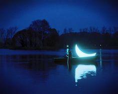 """Leonid Tishkov: """"Private Moon"""" by Leonid Tishkov"""