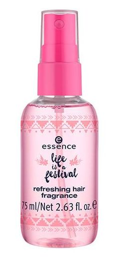 Essence Spring 2017 Life is a Festival Collection