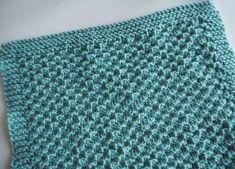 Big Knit Blanket, Jumbo Yarn, Waffle Stitch, Big Knits, Knit Pillow, String Bag, Sweater Knitting Patterns, Knitted Bags, Cool Patterns