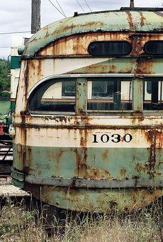 Abandoned Train, Abandoned Mansions, Abandoned Buildings, Abandoned Houses, Abandoned Places, Old Houses, Parks, Image Nature, Old Trains