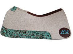 5 Star Equine Products 100% Virgin Wool Custom Pad www.5starequineproducts.com