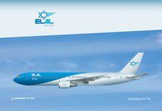 El Al B767