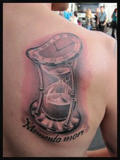 realistic hourglass tattoo - Google zoeken