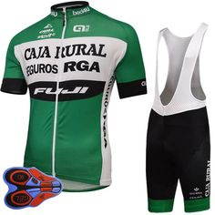 a83904b97 ALE FUJI CAJA RURAL 2016 short sleeve summer cycling jersey bib shorts shirt  set clothes jersey MTB ropa ciclismo clothing     AliExpress Affiliate s ...