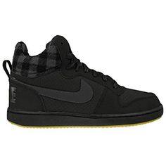 100% authentic ded32 97d4f NIKE Men s Court Borough Mid Premium Casual Sneakers Review. Song Fujita ·  Men Basketball Shoes