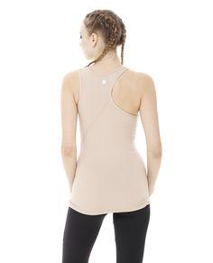 AUMNIE :: CUT TANK USTRA NEW ARRIVALS #yoga #pilates #yogatank #yogatop #yogawear #fittnesswear #sportswear