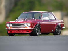 HPI Cup Racer Datsun 510