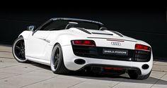 Audi R8 V10 Spyder Tuning & Felgen
