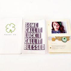 Lucky Me: mini album | Elizabeth Kartchner