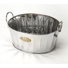 Santa Rosa Oval Wine Bucket