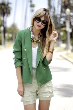 5 Ways to wear green on St Patrick's Day without looking like a leprechaun!