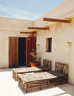 decordemon: Eugenia Silva's bohemian-chic paradise in Formentera