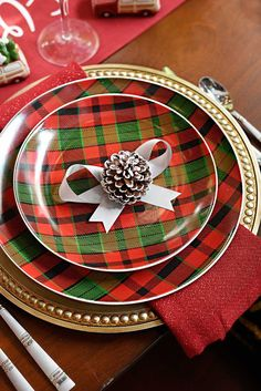 Beautiful Tartan Place Settings | TaRtaN | Pinterest | Place setting Tartan and Plaid & Beautiful Tartan Place Settings | TaRtaN | Pinterest | Place setting ...