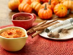 Latte-Inspired Pumpkin Spice Recipes : Food Network - FoodNetwork.com
