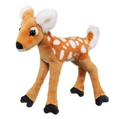 Conservation Critters: Whitetail Fawn (9 inch) at theBIGzoo.com, a family-owned store. Check our sales & FREE Shipping.