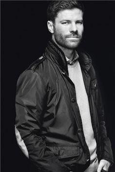 Xabi Alonso, nueva imagen de Emidio Tucci para El Corte Inglés