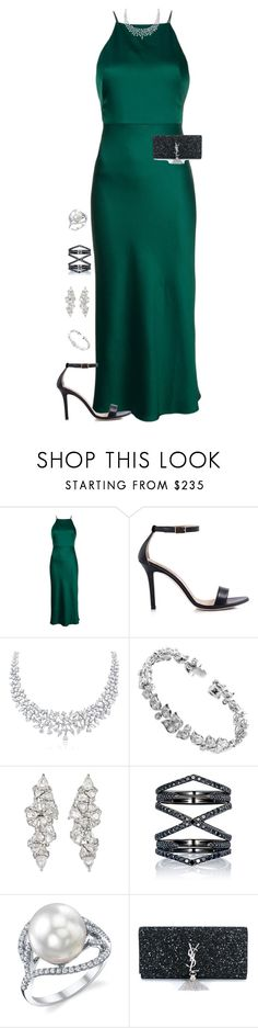 """Untitled #689"" by shelbyaustin1234 on Polyvore featuring Jason Wu, Dee Keller, Cartier, Monique Péan, Eva Fehren and Yves Saint Laurent"