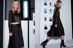正在尋找合適的 Party Dress?快來看 Zara 全新聖誕造型目錄!