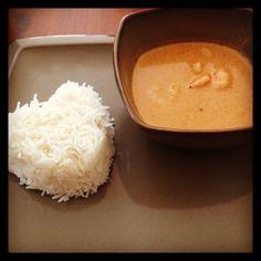 Prawn Malai Curry by Hungry Aphrodite