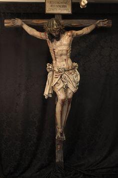 Stmo. Cristo de la Dulce Muerte, convento carmelita de Iriepal (Guadalajara), Francisco Romero Zafra (2014).