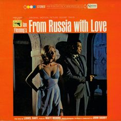 John Barry - From Russia With Love (1963)
