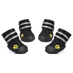 Petacc Dog Shoes Waterproof Dog Boots Anti-slip Snow Boots Warm Paw Protector for Medium to Large Dogs Labrador Husky Shoes 4 Pcs in Size 6 Ready for outdoor dog ramp  sale  http://dogramp.org/product/petacc-dog-shoes-waterproof-dog-boots-anti-slip-snow-boots-warm-paw-protector-for-medium-to-large-dogs-labrador-husky-shoes-4-pcs-in-size-6/