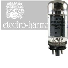 Electro-Harmonix 7591A Vacuum Tube, Matched Pair by Electro-Harmonix. $40.00. Beam power tetrode used in vintage Ampeg and Gibson guitar amplifiers. Also, used in tube hi-fi equipment made by Fisher, Scott, and Harmon-Kardon. Manufactured In Russia Matched Pair. Save 30%!