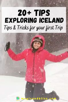 Here is my blog with 20+ MUST KNOW tips for your first road trip in Iceland. You can get answers to many questions - what to pack for iceland, what to wear in iceland, how to save money, renting and driving a car for your Iceland road trip, travel tips on parking and gas stations and much more. You can also know things to do in Iceland, packing essentials, travel guide, tips hacks and tricks for your first trip to Iceland #iceland #traveltips #packing Iceland Road Trip, Iceland Travel Tips, Europe Travel Guide, Travel Guides, Bucket List Destinations, Amazing Destinations, Travel Destinations, What To Pack, Future Travel