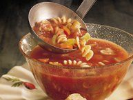 Slow Cooker North Woods Wild Rice Soup Recipe from Betty Crocker