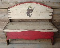 Wagon Wheel Furniture From The 1950s Kool Kitsch For