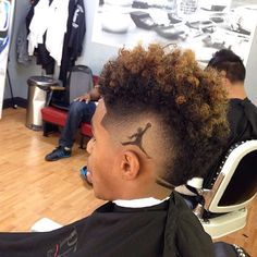 Children's haircuts for boys 2018 Black Fade Haircut, Black Men Haircuts, Black Men Hairstyles, Afro Hairstyles, Gorgeous Hairstyles, Black Boys Haircuts Kids, Boys Haircuts With Designs, Hair Designs For Boys, Childrens Haircuts