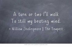 William Shakespeare | The Tempest The Words, Cool Words, Shakespeare Love Poems, William Shakespeare, Dark Quotes, Old Quotes, Most Beautiful Words, Meaningful Words, Favorite Quotes