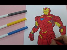 Ultimate Avengers Coloring Pages : I have download iron man took out a malignant force coloring for