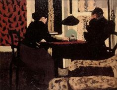 Edouard Vuillard http://inspirationsandruminations.tumblr.com/post/26687390764/edouard-vuillard-1868-1940