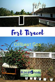 Offbeat Goa | Fort Tiracol | India | Heritage Hotels in India